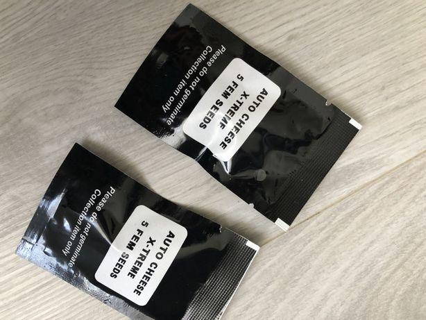 Sprzedam nasiona marihuany odmiany Auto Chesse X-Treme