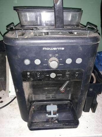 Кофемашина кофеварка кавоварка Rowenta Krups по запчастях