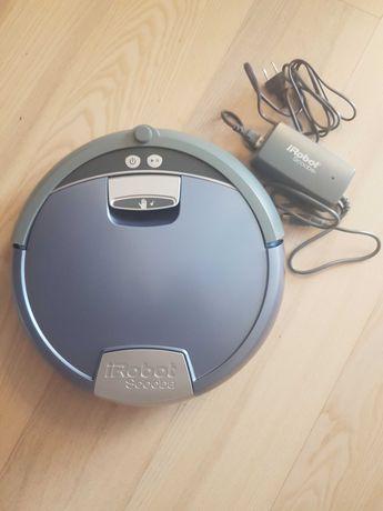 Моющий робот. IRobot Skooba 385