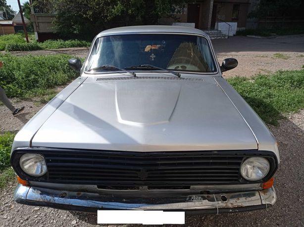 Волга газ 2410 Автомобиль
