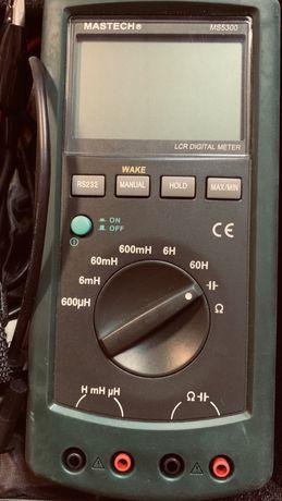 Измеритель емкости, индуктивности, сопротивления MS5300