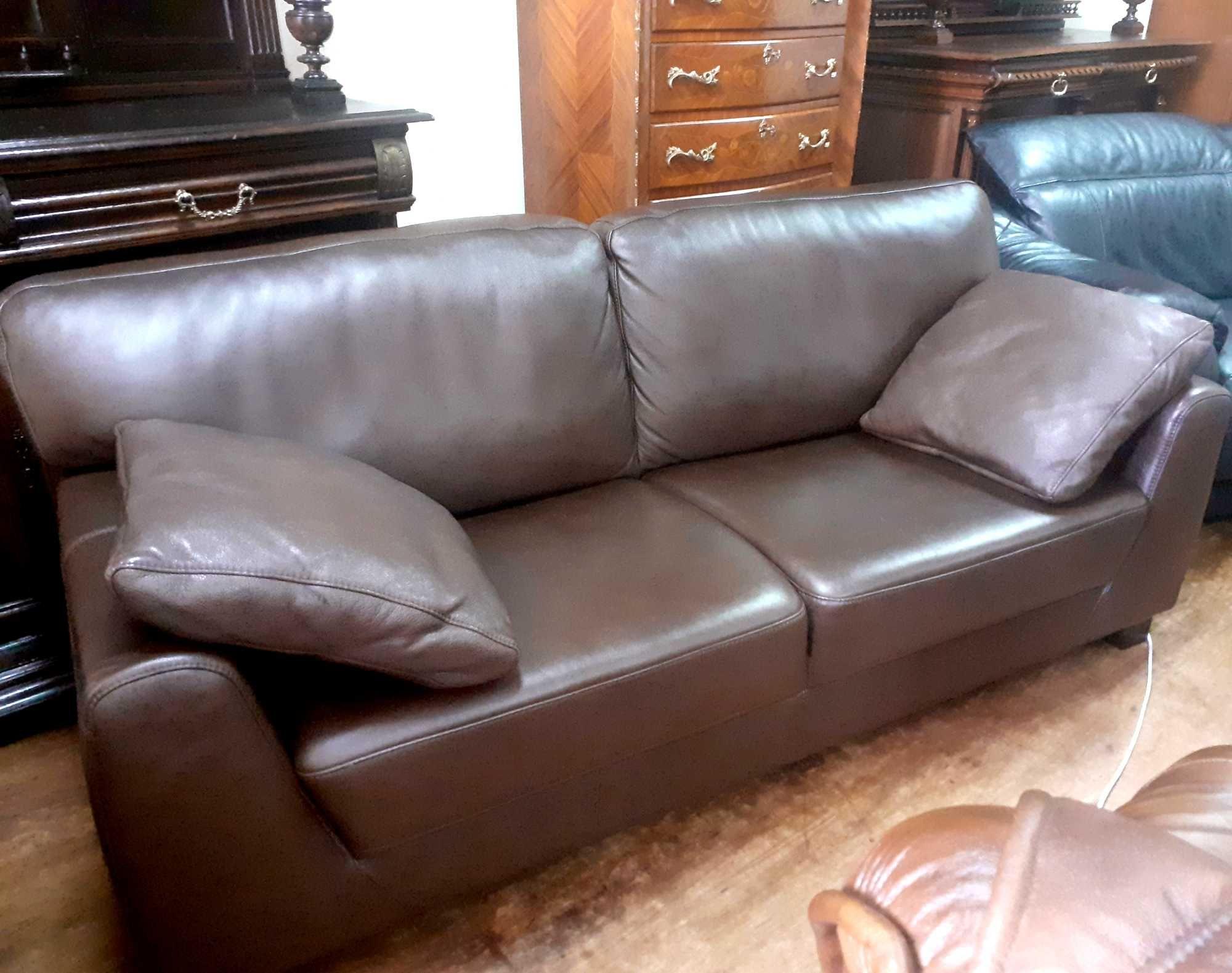 Кожаный диван.Люкс класса.Германия.