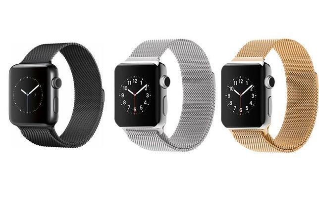 Pasek bransoleta opaska Apple Watch 38, 42mm KOLORY
