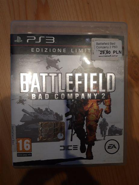 Gra Battlefield, Call od Duty PS3