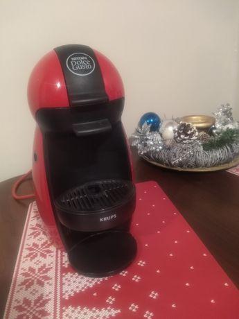 Ekspres Nescafe Dolce Gusto czerwony