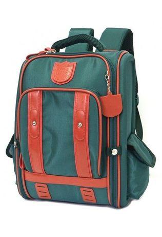 Ранец ZiBi Imperial Club GREEN школьный рюкзак гарантия качества
