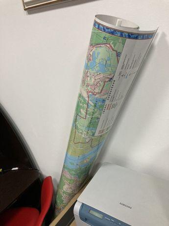 Продам карту Киева