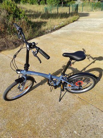 Bicicleta dobrável - Tilt 120