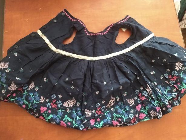 Sprzedam używaną sukienkę niemowlęcą
