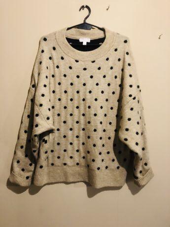 Sweter H&M. Nowy! Rozm Xl! Polecam