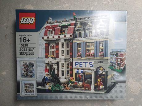LEGO® 10218 Creator Expert - Sklep zoologiczny