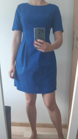 Niebieska sukienka Orsay, rozmiar M