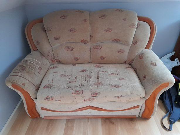 Sofa 2 osobowa rozkładana