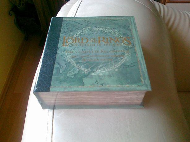 Lord of the Rings Władca pierścieni Powrót Króla 4 cd+dvd 1 wydanie!!!
