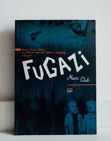 FUGAZI Music Club, Marcin Podolec, Kultura Gniewu