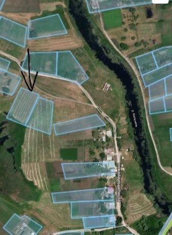 Продам участок в Спасском, рядом река