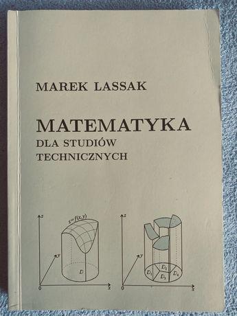 Matematyka dla studiów technicznych