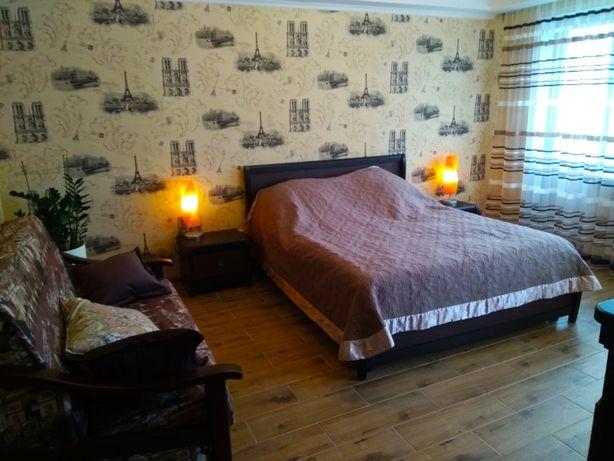Однокомнатная квартира в Краматорске посуточно Крытый Рынок, Аврора .