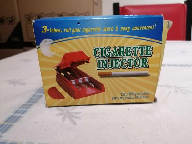Máquina de fazer cigarros manual