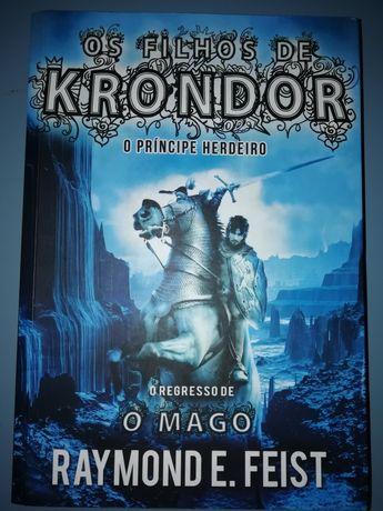 Os filhos de Krondor o príncipe herdeiro de Raymond E. Feist