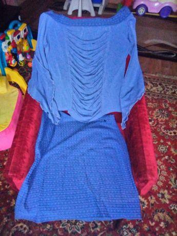 Женский костюм размер 48 XL