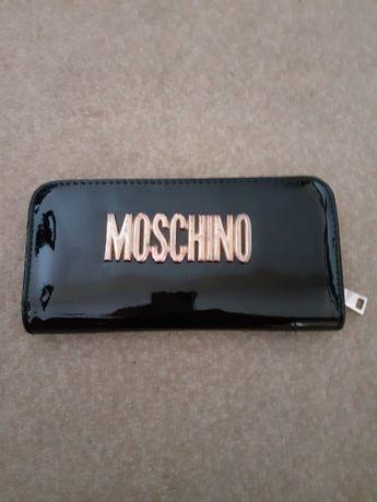 Portfel Moschino