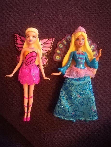 Mini lalka wróżka motyl Barbie Mattel - Mariposa