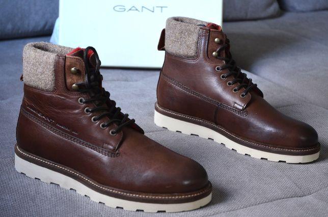 Ботинки зимние GANT
