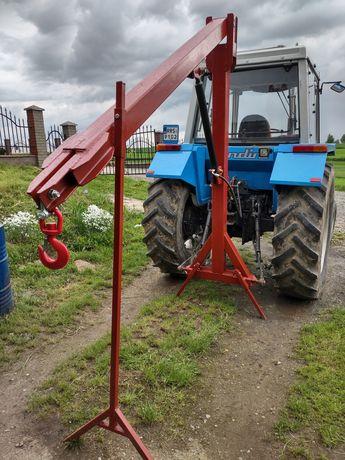 Podnośnik hydrauliczny do big baga