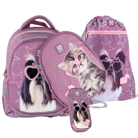 Набір set_sp21-700m(2p)рюкзак + пенал + сумка для взуття Kite