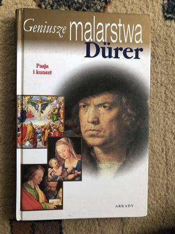 "Książka ""Geniusze Malarstwa"""