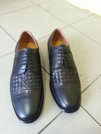 Туфли мужские , Чоловічі туфлі Bottega Veneta 44-45 p