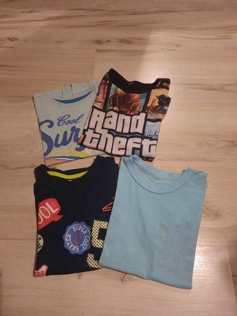 Koszulki bawełniane