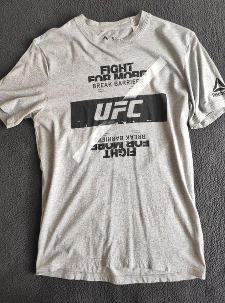 Sprzedam 3 sztuki UFC koszulka Reebok rozm. S