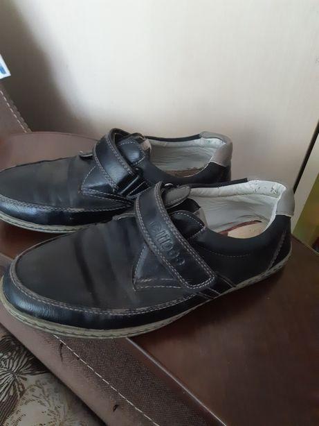 Школьные туфли clibee
