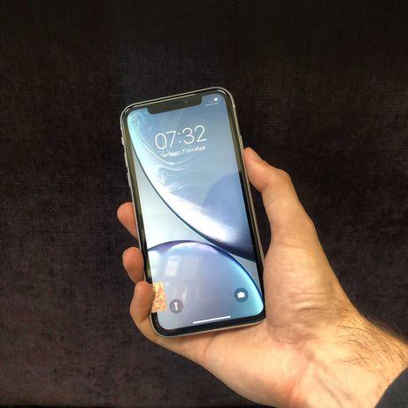 IPhone XR 64 gb White, Идеал, Батарея 98%, Гарантия
