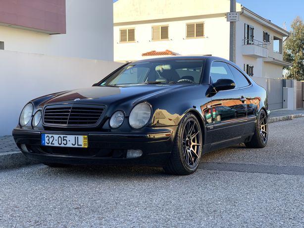 Mercedes clk 230 kompressor gpl