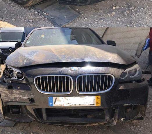 BMW 520d pack M vende-se ou troca-se