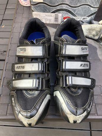 Sapatos Ciclismo SHIMANO Tamanho 43