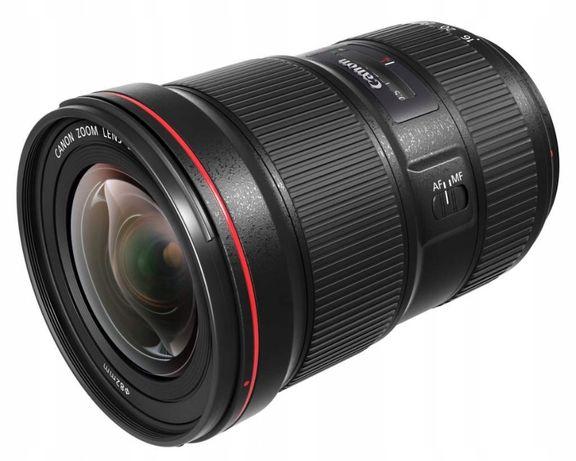 Obiektyw ZOOM Canon EF 16-35 mm f/2.8L USM III