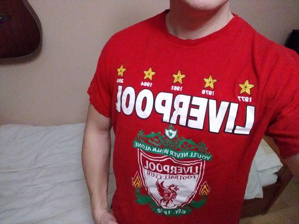Koszulka Liverpool John Arne Riise