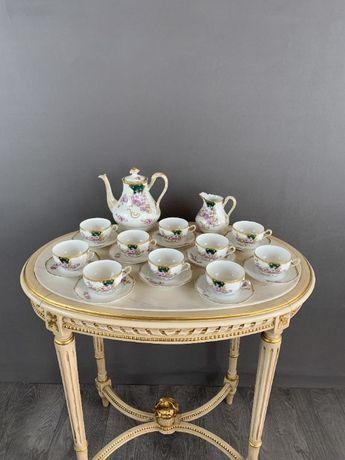 Винтажный чайный сервиз