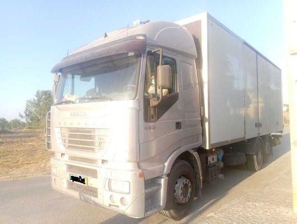 Camião mercadorias Pesado Iveco Stralis 430 26T veiculo unico
