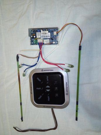 Дисплей управления водонагревателя ARISTON abs Velis PW 80