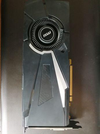 MSI GTX1080 8G Aero OC