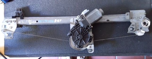 Elevador de Vidro Frt DRT Citroen C3