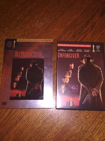 Bez przebaczenia / 2DVD/ Eastwood, Freeman, Hackman, Unforgiven