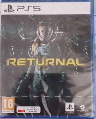 Gra Returnal - nowa PS5