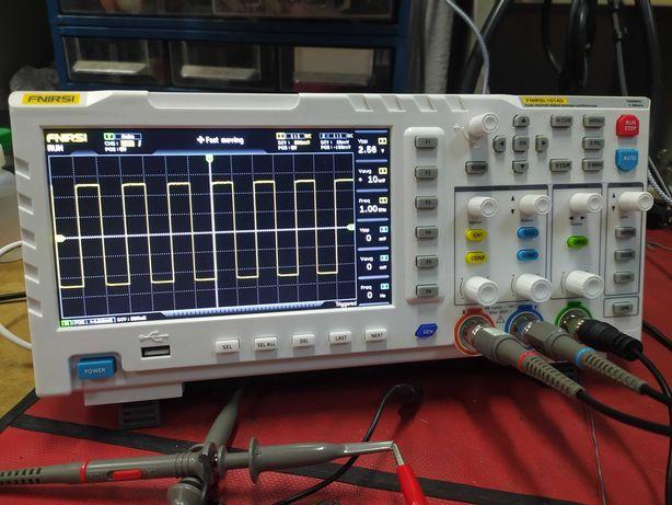 Osciloscopio Digital 100MHz