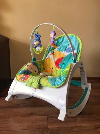 Fisher Price - Fotelik bujany dla dziecka